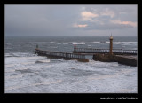 Storm at Whitby #02, North Yorkshire