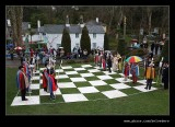 The Prisoner 'Checkmate' #1, Portmeirion 2009