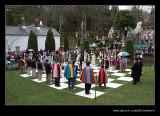 The Prisoner 'Checkmate' #3, Portmeirion 2009