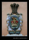 Gate House Coat of Arms, Portmeirion 2009