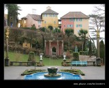 The Piazza #2, Portmeirion 2009