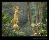 Burmese Dancer, Portmeirion 2009