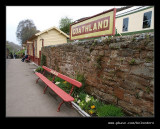 Goathland Station #03, North York Moors Railway