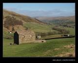 Swaledale Barns #08 (Nr Thwaite), Yorkshire Dales