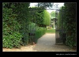 Stilt Garden Gates, Hidcote Manor