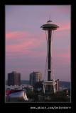 Space Needle Sunset #2, Seattle