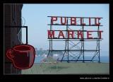 Neon #08, Pike Place Market, Seattle