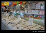 City Fish Co., Pike Place Market, Seattle