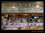 Pike Place Fish #1, Pike Place Market, Seattle