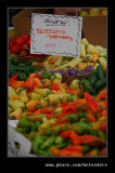 Hot Peppers, Pike Place Market, Seattle