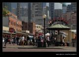 Pike Place Market from Victor Steinbruek Park, Seattle