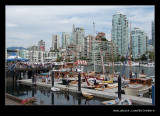 Vancouver Waterfront from Granville Island #1