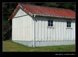Utility Building, Ucluelet, Vancouver Island