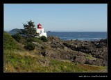 Amphitrite Point Lighthouse, Ucluelet, Vancouver Island