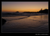 Chesterman Beach Sunset #2, Vancouver Island