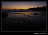 Chesterman Beach Sunset #3, Vancouver Island