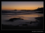 Chesterman Beach Sunset #4, Vancouver Island
