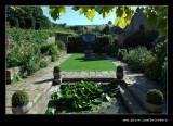 Sunken Garden #1, Snowshill Manor