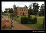 Gatehouse Rear & Lawn, Charlecote Park