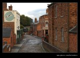 Empty Village, Black Country Museum