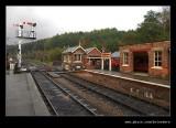 Levisham Station #05, North York Moors Railway