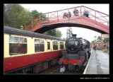 Goathland Station #13, North York Moors Railway