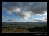Wensleydale from Askrigg Moor, North Yorkshire
