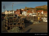 Lobster Pots, Whitby, North Yorkshire
