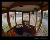 Tram 34 Interior, Black Country Museum