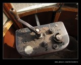 Tram #34 Controls, Black Country Museum