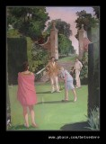 Any one for Croquet ?, Hidcote Manor