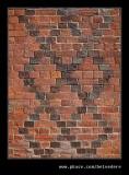 Patterned Brickwork, Charlecote Park