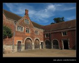 Stable Block, Charlecote Park