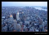 Dusk #1, Manhattan