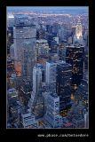 Dusk #4, Manhattan
