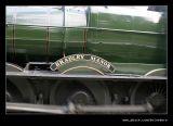 Bradley Manor Steam Engine