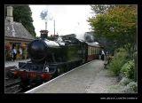 The Train Arriving at Platform 2...