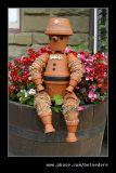 Flower Pot Man, Highley Station