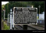 No Trespassing, Highley Station