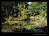 The Lake #3 (Chinese Pagoda & Japanese Bridge), Portmeirion