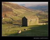 Swaledale Barns #01, Yorkshire Dales