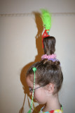 Crazy Hair Day Wins a Prize!!!