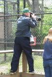 Great Shot Pose Dad!