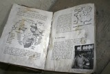 Old Geography book