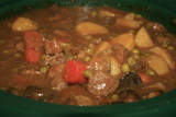 My crock pot stew
