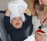 First Grandchild-Alessio