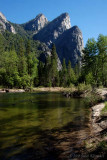 Beautiful Yosemite...  The Three Brothers