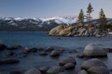 Tahoe Winter Shores