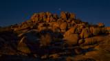 Sun Rise - Moon Set