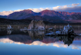 Alpine Glow at Mono Lake - HDR Version